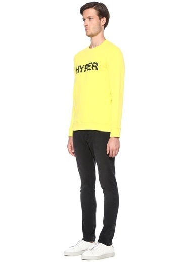 Samsoe & Samsoe Sweatshirt Sarı